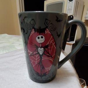"Two ""The Nightmare Before Christmas"" mugs"